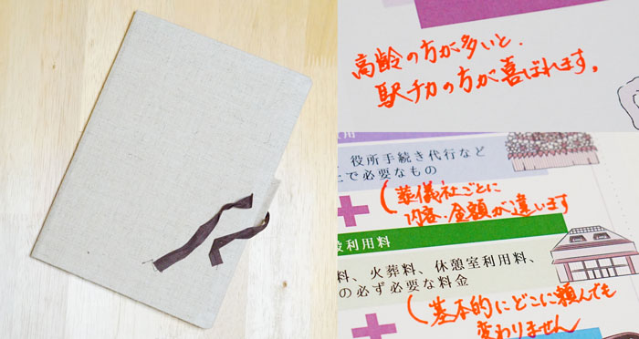 東京葬儀 見積書
