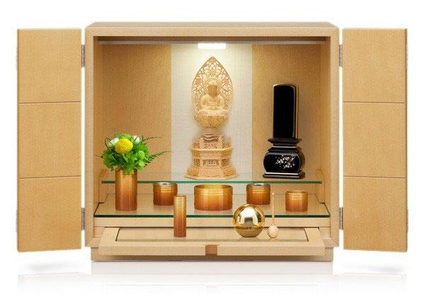 キュービック型 モダン仏壇 おすすめ