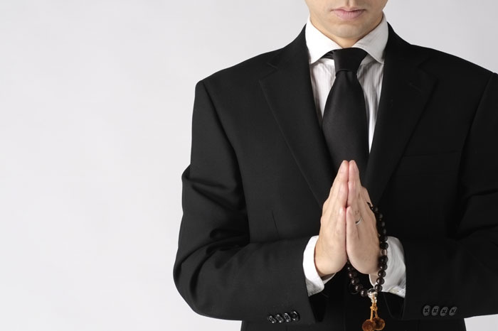 本来の葬儀における喪主の役割とは?