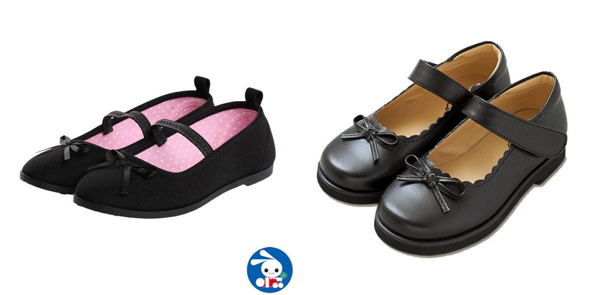 西松屋 喪服 女の子の靴